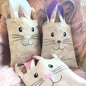 Other - 🐰🎀 Adorable Easter Bunny Bags! 🎀🐰